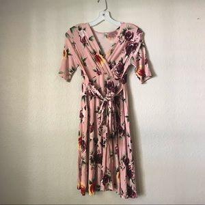 857e3603e7 Mother Bee Maternity Dress